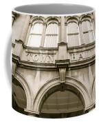Town Hall, Arch And Windows Coffee Mug
