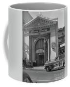 Town House And Woody Station Wagon, Alvarado Street - Monterey   Coffee Mug