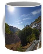 Town In A Valley, Sacromonte, Granada Coffee Mug