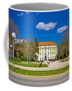 Town Of Ludbreg Square View Coffee Mug