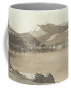 Town Of Lugano, Switzerland, 1781  Coffee Mug