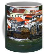 Town Of Porto Pim Coffee Mug