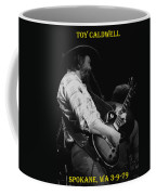 Toy Caldwell In Spokane 4 Coffee Mug
