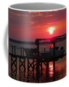 Toy On Hold Coffee Mug by Karen Wiles