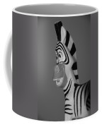 Toy Zebra Coffee Mug