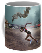 Track And Field Coffee Mug