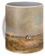 Track On A Windy Day Coffee Mug