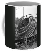 Tracks And Cable Coffee Mug