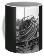 Tracks And Cable Coffee Mug