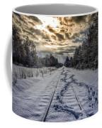 Tracks Coffee Mug