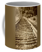Tracks Coffee Mug