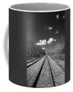 Tracks To Nowhere 1520 Coffee Mug