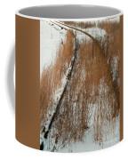 Tracks To The Past Coffee Mug
