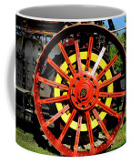 Tractor Big Wheel Coffee Mug