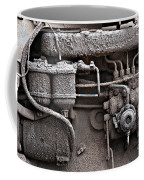 Tractor Engine II Coffee Mug