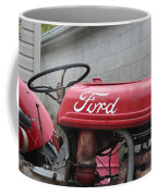Tractor, Ford  Coffee Mug