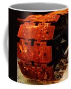 Tractor Track Coffee Mug