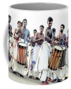 Traditional Drummers Coffee Mug