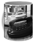 Traditional Telephones Coffee Mug