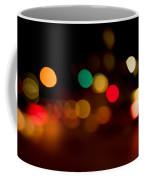 Traffic Lights Number 11 Coffee Mug