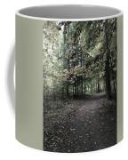 Trail Walking  Coffee Mug