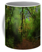 Trailside Bench Coffee Mug