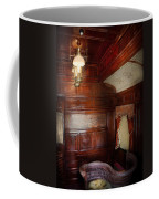 Train - Car - The Lovers Car Coffee Mug by Mike Savad