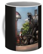 Train - Engine - Alllll Aboard Coffee Mug