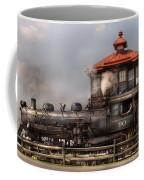 Train - Engine -the Great Western 90 Coffee Mug by Mike Savad
