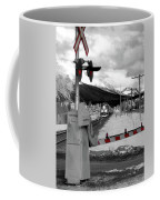 Train A Comin Coffee Mug