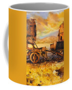 Train Cemetary- Salar De Uyuni, Bolivia Coffee Mug