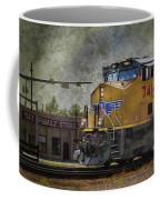 Train Coming Through Coffee Mug