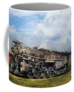 Train - Engine - Nickel Plate Road Coffee Mug by Mike Savad