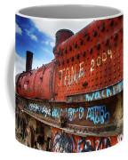 Train Graveyard Uyuni Bolivia 17 Coffee Mug