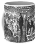 Train: Passenger Car, 1876 Coffee Mug