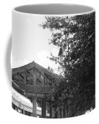 Train Station In Deerfield Beach Coffee Mug