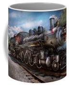 Train - Steam - 385 Fully Restored  Coffee Mug
