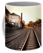 Sunrise At The Old Mill  Coffee Mug