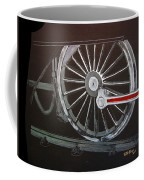 Train Wheels 2 Coffee Mug