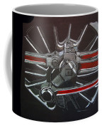 Train Wheels 3 Coffee Mug