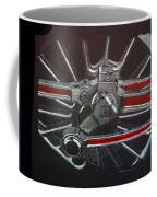 Train Wheels 3 Coffee Mug