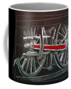 Train Wheels 4 Coffee Mug