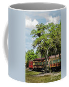Train Yard Coffee Mug