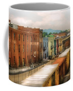 Train - Yard - Train Town Coffee Mug