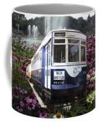 Trains Brookfield Zoo Trolley Car 141 Coffee Mug