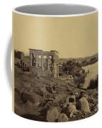 Trajans Kiosk Aka The Pharaohs Bed Coffee Mug