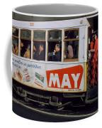 Tram 223, Graca, Lisbon, 1972 Coffee Mug