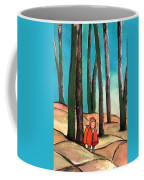 Trampling Through The Woods Coffee Mug