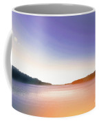 Tranquil Afternoon At The Lake Coffee Mug