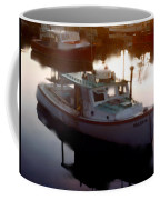 Tranquil Harbor Coffee Mug